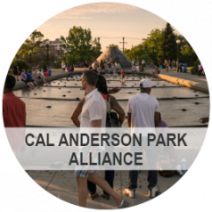 Cal Anderson Park Alliance Donations