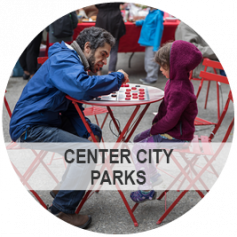 City Center Parks Donations