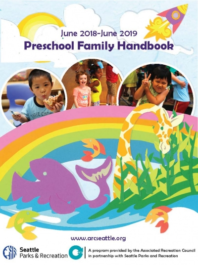 2018-19 Recreation Preschool Family Handbook